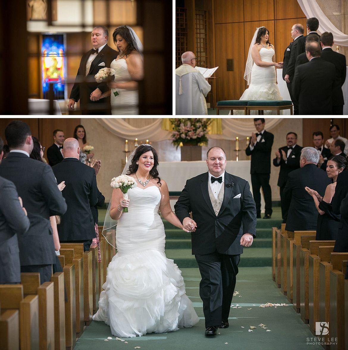 Steve Lee Weddings » Sara And Michael Wray Wedding At St